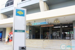 Aljunied MRT Station - Exit A