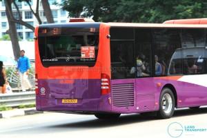 SG1030U on 67 - Rear