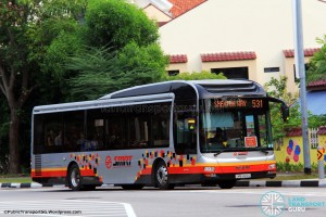 SMRT MAN A22 (SMB1422L) - Premium 531