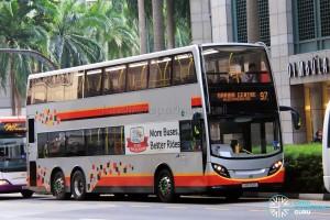 Tower Transit Alexander Dennis Enviro500 (SMB3511H) - Service 97