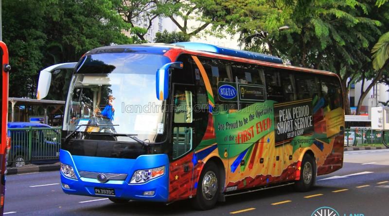 Yutong ZK6107H (PA3939C) – PPSS 268P