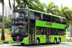 SMRT MAN A95 (SG5778U) - Off Service
