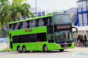 SMRT MAN A95 (SG5780L) - Service 964