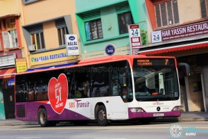 SBS Transit Batch 1 Citaro