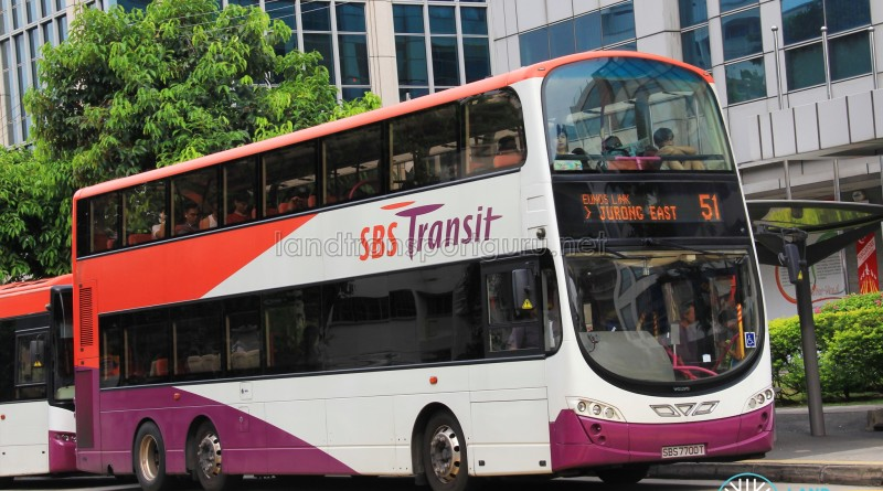 Volvo B9TL - Batch 2 Low Entry
