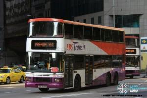 SBST Volvo Olympian (SBS9610G) - Premium 554
