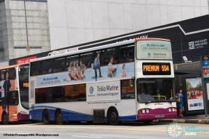 SBST Volvo B10TL (SBS9830M) - Premium 554