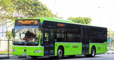 Go-Ahead Mercedes-Benz Citaro (SG1013U) - Service 34