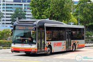 SMRT MAN NL323F (SMB1446B) - Service 900A