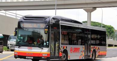 SMRT MAN NL323F (SMB1605J) - Service 961