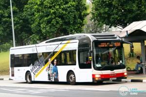 SMRT MAN NL323F (SMB227Z) - Service 169A
