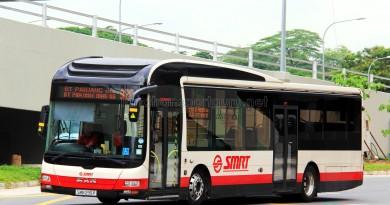 SMRT MAN NL323F (SMB290P) - Service 920