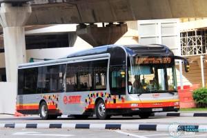 SMRT MAN NL323F (SMB3150R) - Service 979