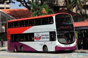 Go-Ahead Volvo B9TL Wright (SBS3441S) - Service 2