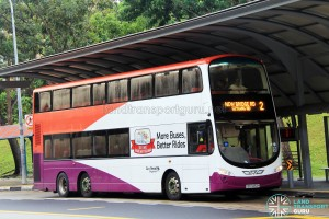 Go-Ahead Volvo B9TL Wright (SBS3453H) - Service 2
