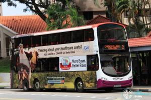 Go-Ahead Volvo B9TL Wright (SBS3492U) - Service 2