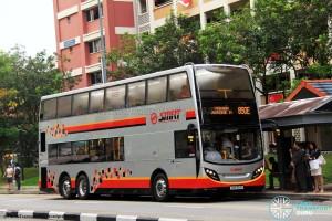 SMRT Alexander Dennis Enviro500 MMC (SMB3511H) - Express 850E