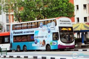 SBS Transit Volvo B9TL Wright (SBS3669C) - Service 13A