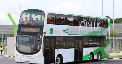 Tower Transit Volvo B9TL (SG5006P) - Bulim Carnival shuttle