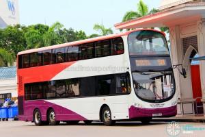 Go-Ahead Volvo B9TL Wright (SG5081X) - Service 518