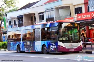 SBS Transit Scania K230UB (SBS5053R) - Service 9A