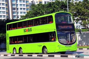Go-Ahead Volvo B9TL Wright (SG5103S) - Service 83