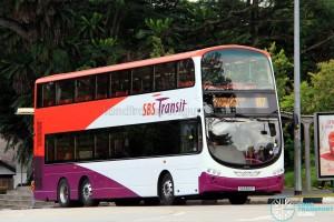SBS Transit Volvo B9TL Wright (SG5300P) - Service 117
