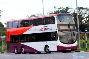 SBS Transit Volvo B9TL Wright (SG5301L) - Service 117