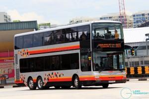 SMRT MAN A95 (SG5740C) - Service 969