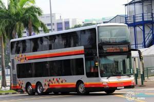 SMRT MAN A95 (SG5751X) - Service 969