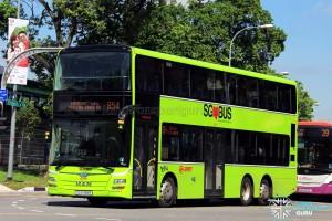 SMRT MAN A95 (SG5788R) - Service 854