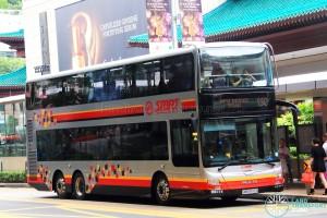 SMRT MAN A95 (SMB5890A) - Service 190