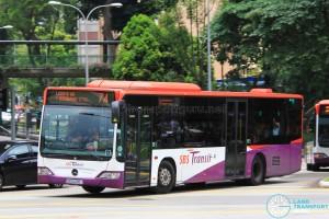 SBS Transit Mercedes-Benz Citaro (SBS6088J) - Service 74
