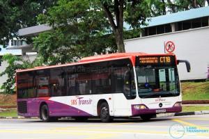 SBS Transit Mercedes-Benz Citaro (SBS6221R) - Chinatown Direct CT18
