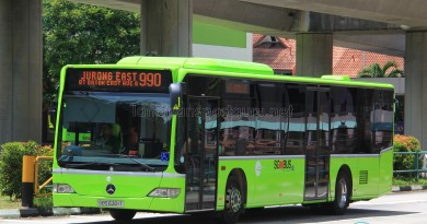 Tower Transit Mercedes-Benz Citaro (SBS6301T) - Service 990