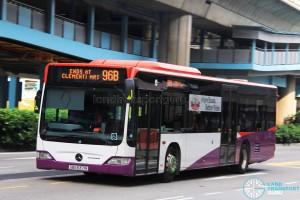 Tower Transit Mercedes-Benz Citaro (SBS6371R) - Service 96B