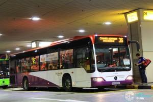 Go-Ahead Mercedes-Benz Citaro (SBS6393C) - Service 36