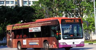 Go-Ahead Mercedes-Benz Citaro (SBS6424Y) - Service 136