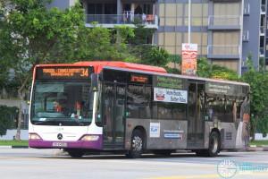 Go-Ahead Mercedes-Benz Citaro (SBS6425U) - Service 34
