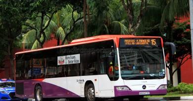 Go-Ahead Mercedes-Benz Citaro (SBS6473E) - Service 15