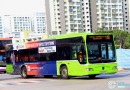 Commercial Advertising on Bus Contracting Model Buses