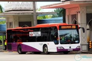 Go-Ahead Mercedes-Benz Citaro (SBS6531X) - Service 359