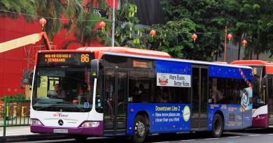 SBS Transit Mercedes-Benz Citaro (SBS6563D) - Service 86