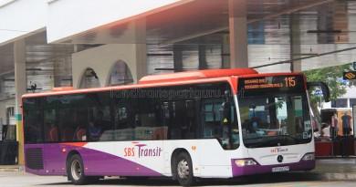 SBS Transit Mercedes-Benz Citaro (SBS6802P) - Service 115