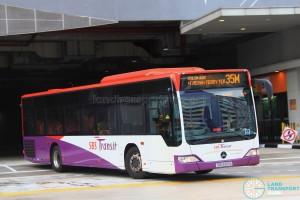 SBS Transit Mercedes-Benz Citaro (SBS6891G) - Service 35M