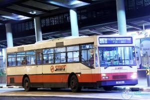 SMRT Mercedes-Benz O405 (TIB730J) - Service 960