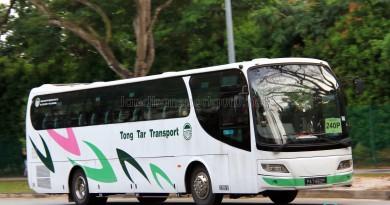 Tong Tar Transport Isuzu LT13P - PPSS 240P
