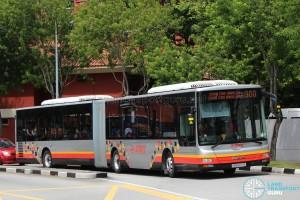 SMRT MAN A24 (SMB8001E) - Service 300