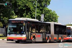 SMRT MAN NG363F (SMB8006S) - Service 804
