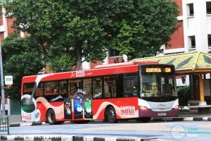 SBS Transit Scania K230UB (SBS8251R) - Service 13A